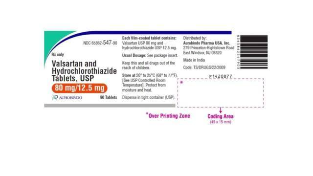 new recalls for high blood pressure medicine that may contain cancer