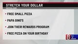 Stretch Your Dollar: National Pizza Week deals