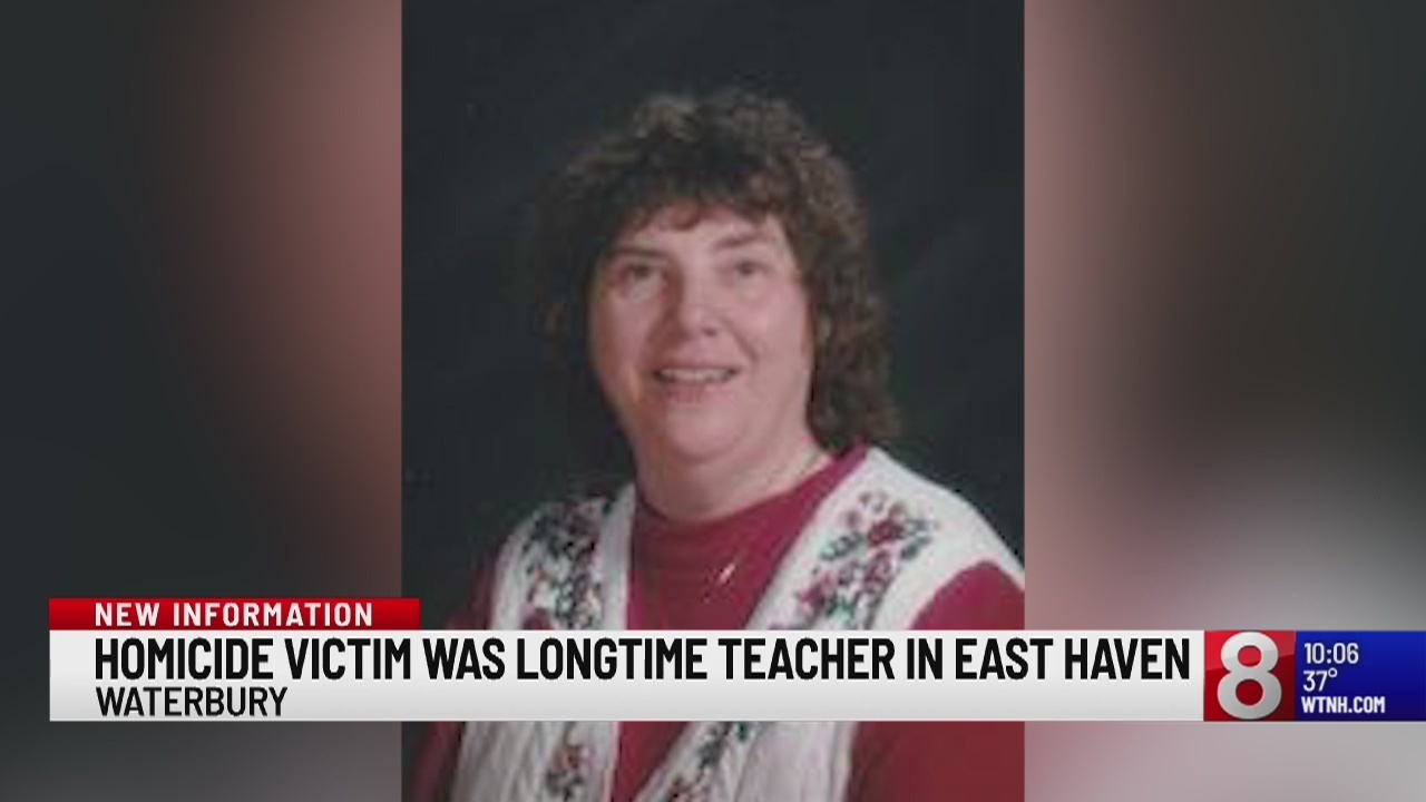 Obituary: Watertown woman killed was long time East Haven teacher