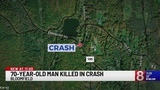 One dead, two injured in 5-car accident in Bloomfield