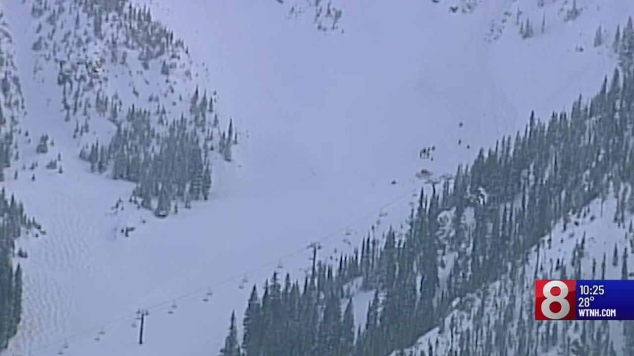 Ski resort says 2 pulled from New Mexico avalanche
