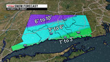 Some sun Friday afternoon, Winter Storm on the way for the weekend