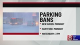 Your go-to list for statewide parking bans during the weekend winter storm