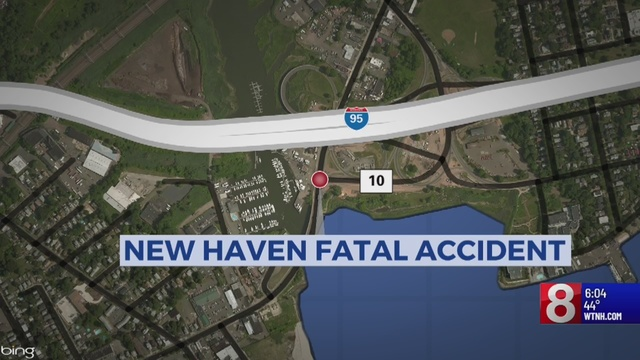 1 dead after serious collision in New Haven Saturday night