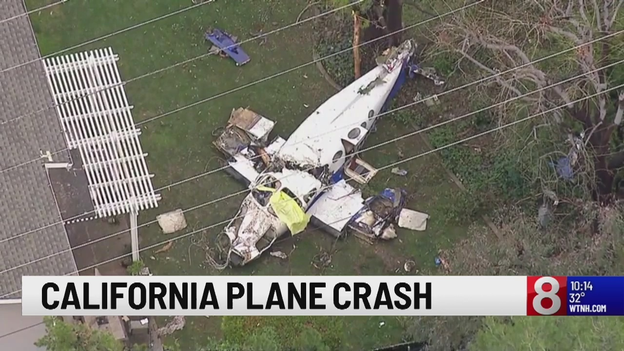 Airplane Crash Today 2019