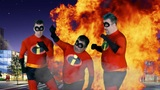 'Incredibles 2' Official Parody - Live Action over Animation