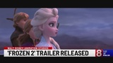 Disney releases first trailer for 'Frozen 2'