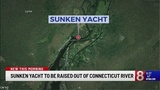 Sunken luxury yacht will be raised out of Connecticut River