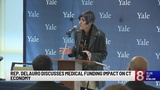 DeLauro hears from researchers funded by National Institutes of Health