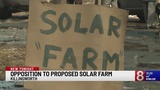 Killingworth residents take a stand against proposed solar farm