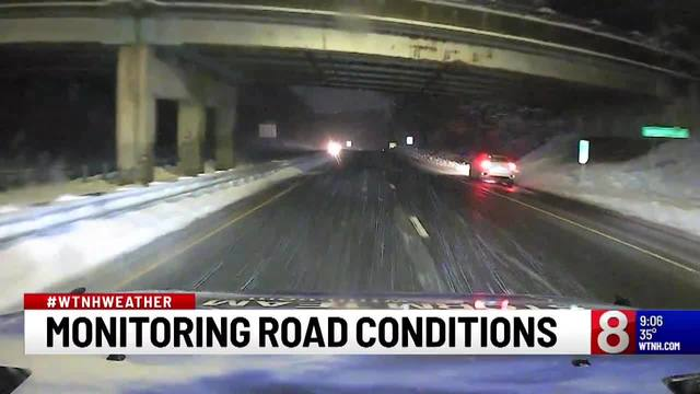 Heavy snow leads to power outages, difficult travel conditions