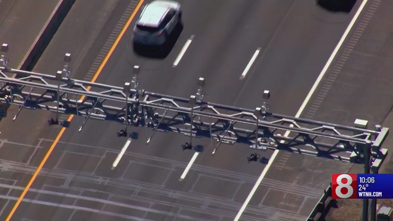 News 8 Breaks Down The Average Toll Costs For Connecticut Commuters