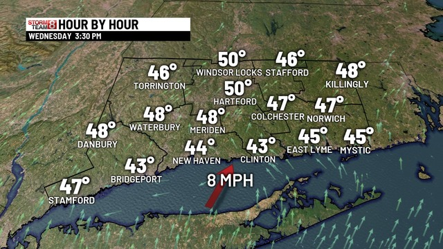 Today S Connecticut Forecast