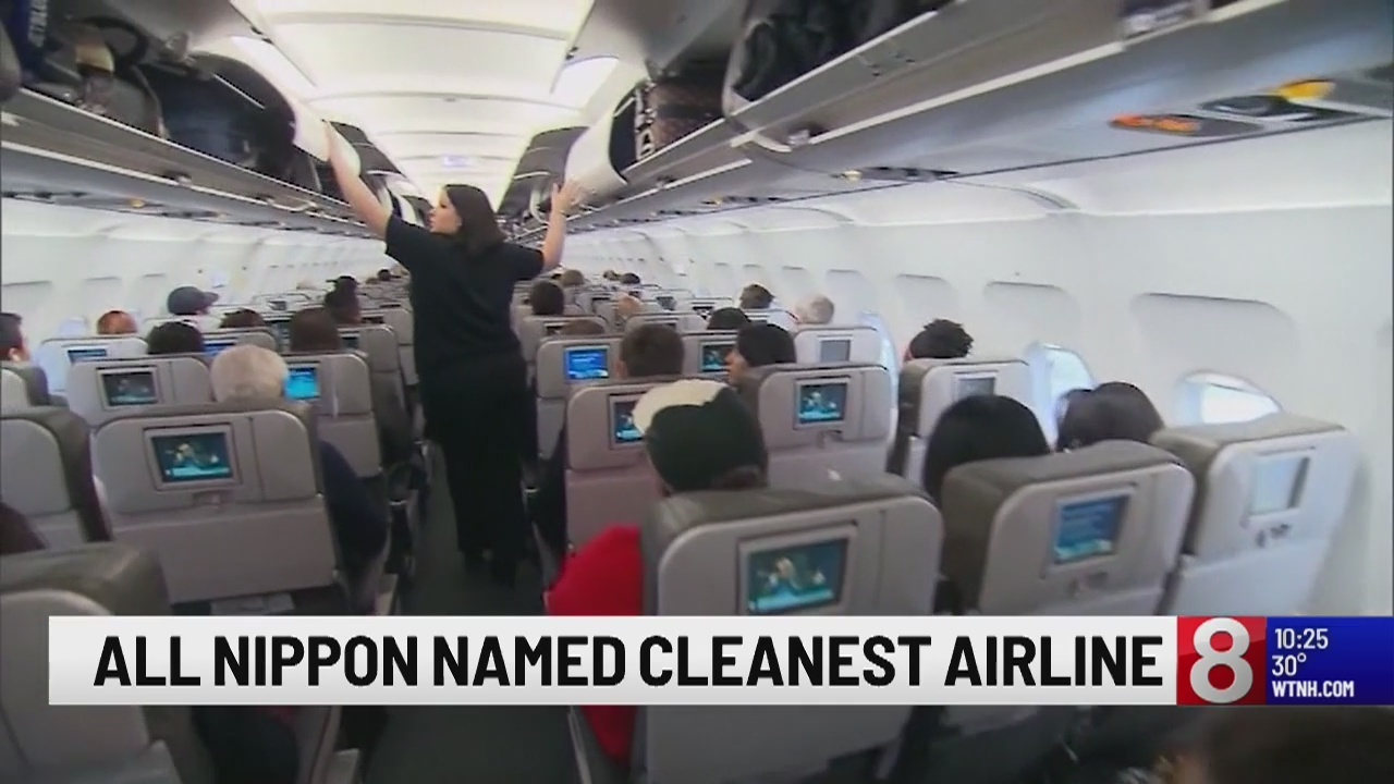 3da5cd1636cd Survey releases list of cleanest airlines in the world