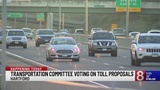 Transportation Committee to vote on tolls in Connecticut