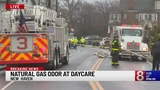 New Haven daycare evacuated after natural gas leak found in basement