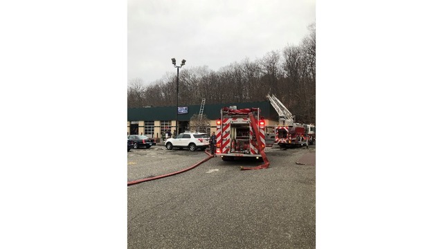 Torrington FD: Two businesses up in flames in commercial