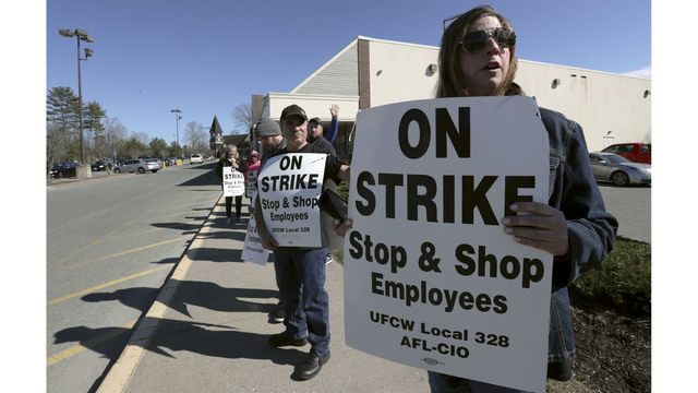 Banks and pharmacies at all Stop & Shop locations remain open amid strike