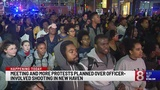 Protesters shut down streets in New Haven