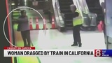 VIDEO: Woman dragged by train in San Francisco