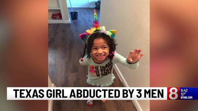 Amber Alert For 5 Year Old Texas Girl Maleah Davis Allegedly