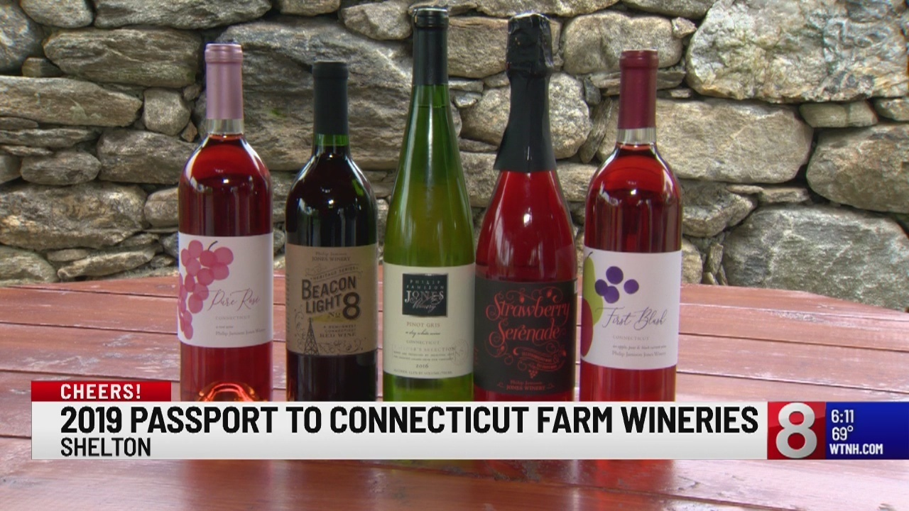 40 Connecticut wineries participating in state's passport program