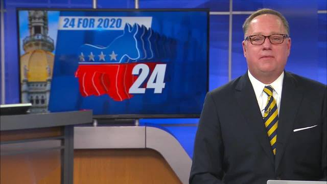 Blumenthal Schedule 2020 Capitol Report: Blumenthal shares thoughts on 2020 presidential