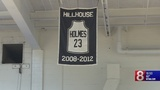 Former Hillhouse star Bria Holmes has number retired