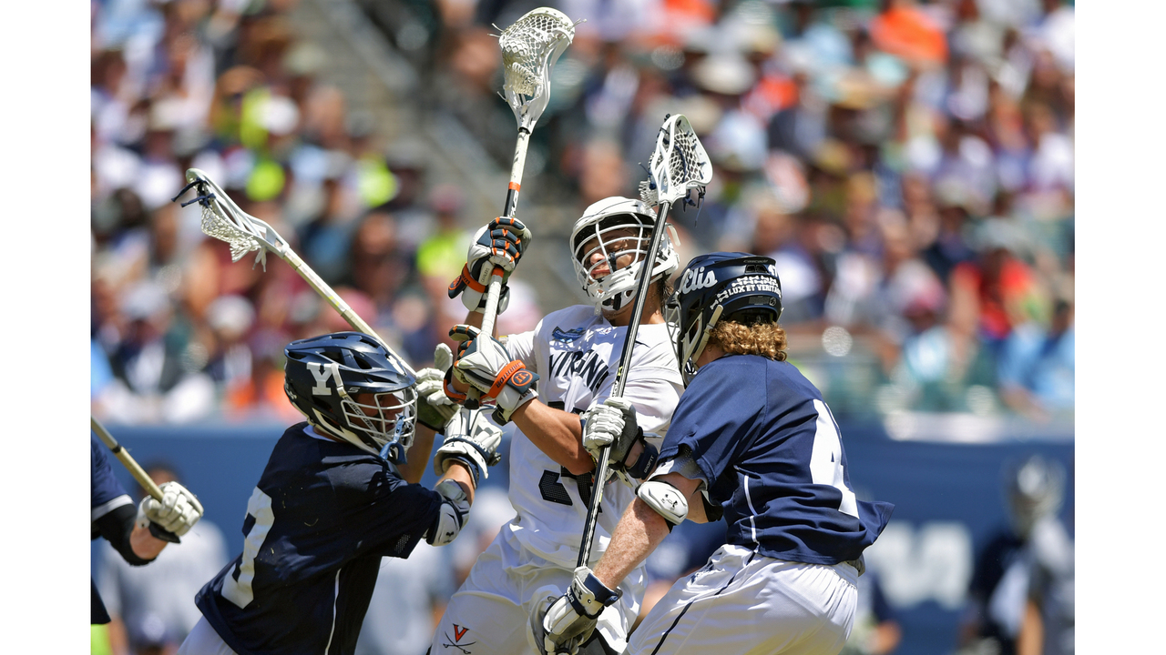 Yale lacrosse falls to Virginia 13-9 in NCAA title game