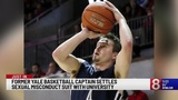 Former Yale basketball captain settles sexual misconduct lawsuit with university